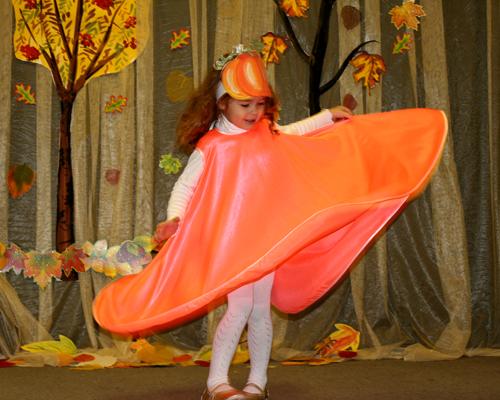 Танец тыковки. Мой любимый детский сад