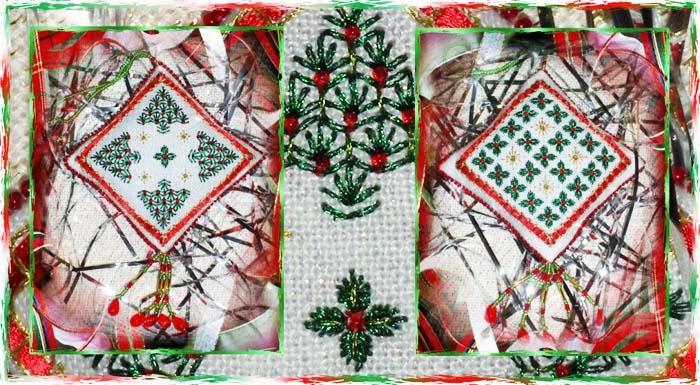 23 - Shpinelka. 2009 Новогодний проект - Новогодняя игрушка