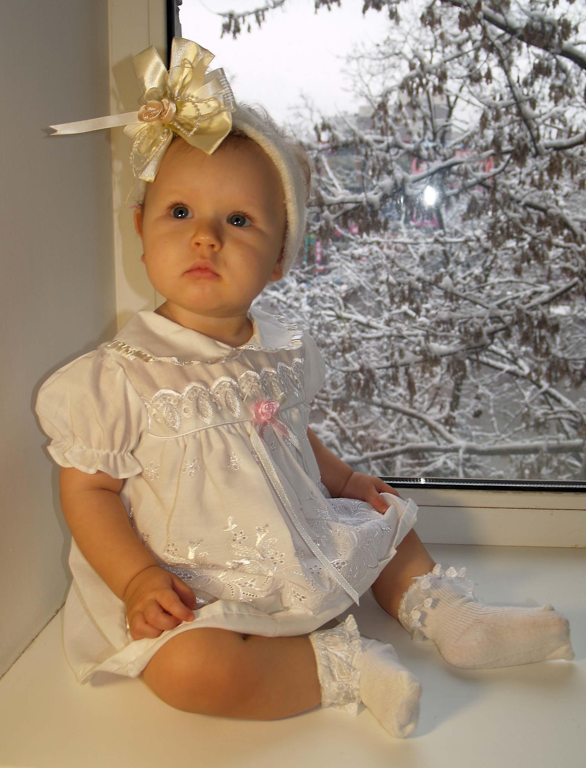 Зимняя фея. Закрытое голосование фотоконкурса 'Маленькая модель'