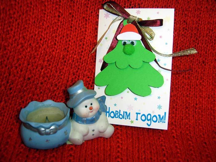Сима, мама  - Мама Оля. 2009 Детский Новогодний проект