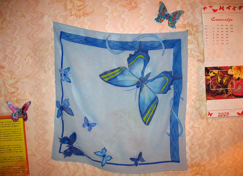 Бабочки в ночи. Предметы быта