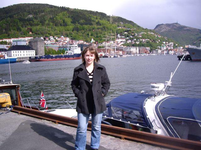 Норвегия, май 2008.
