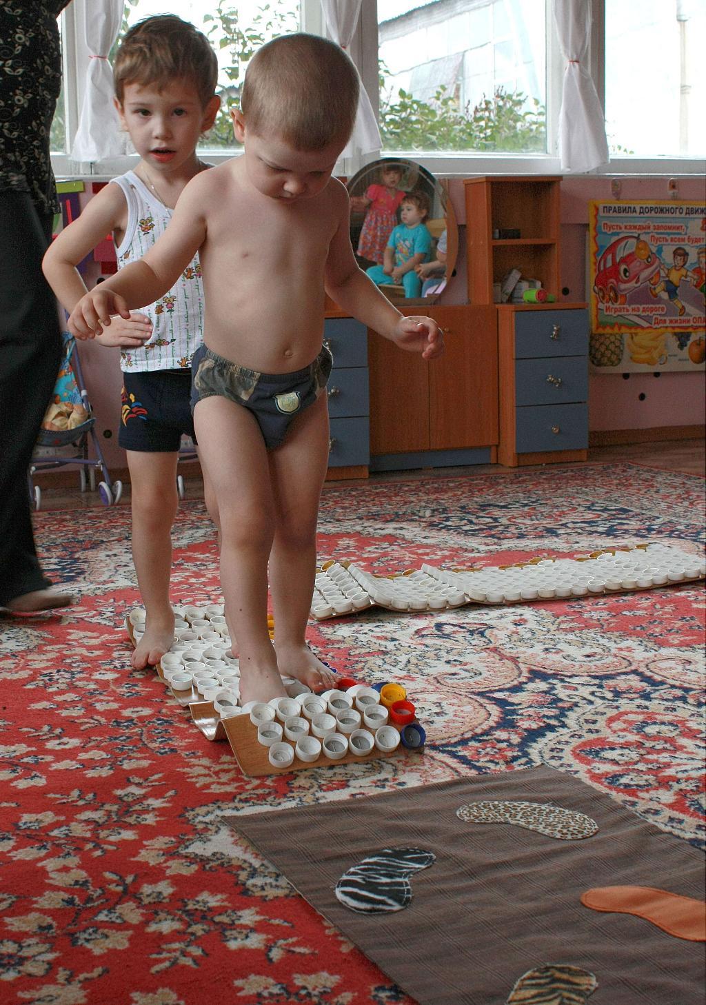 Хочешь быть здоровым - ЗАКАЛЯЙСЯ!. Мой любимый детский сад