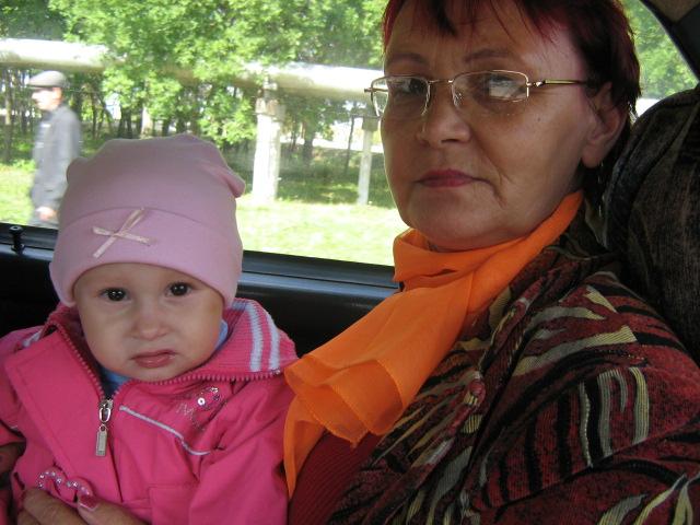 Мы с бабулей просто класс!!!. Стар и мал