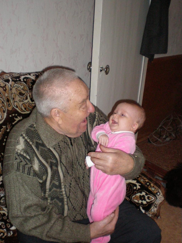 Поем песенки с прадедушкой. Стар и мал