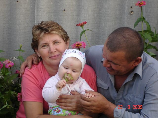бабушка рядышком, дедушка.... Стар и мал