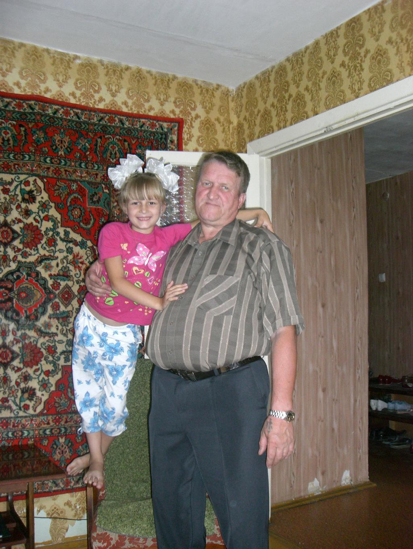 мой любимый, единственный дедуля. Стар и мал
