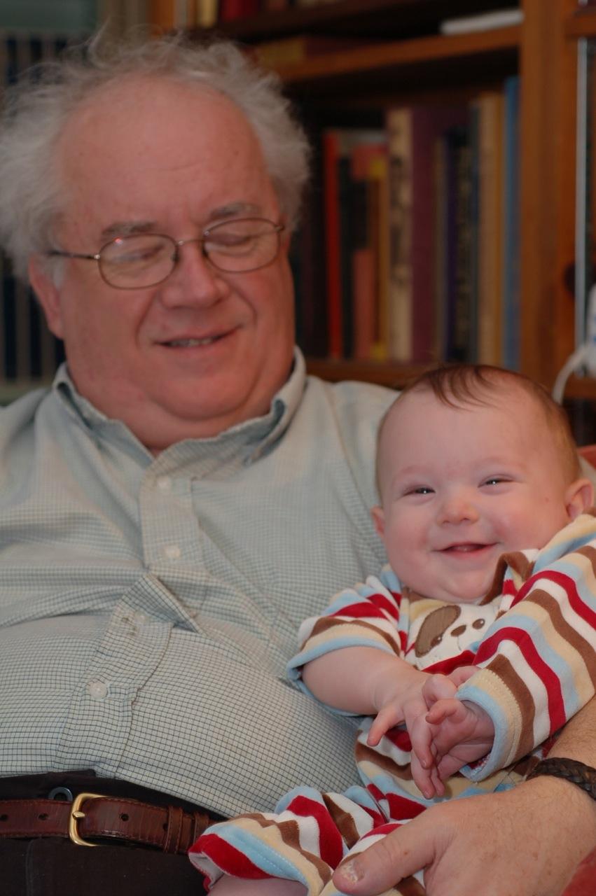 Нам с дедом никогда не скучно!. Стар и мал
