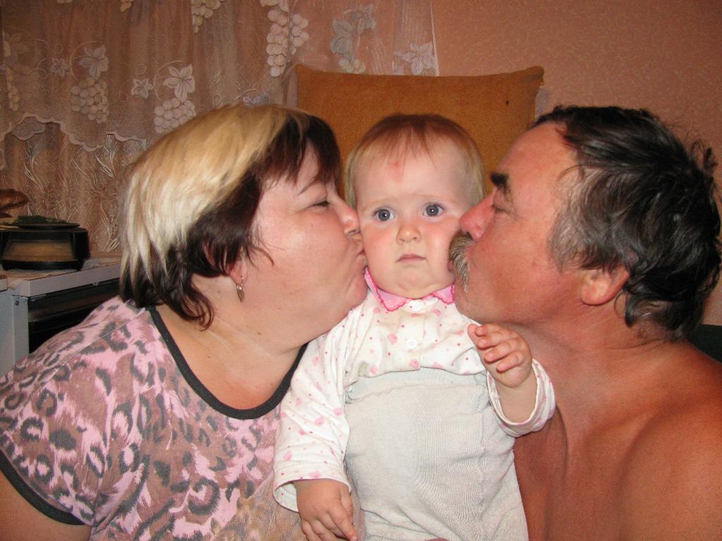 любимые Бабушка и Дедушка!. Стар и мал