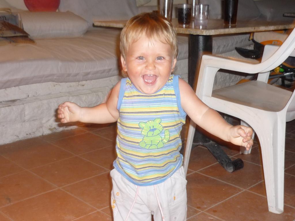 Я солнечный мальчик!:). Маленькая модель