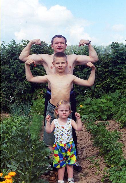 Здоровье в порядке- спасибо зарядке!. Олимпийцами становятся с рождения