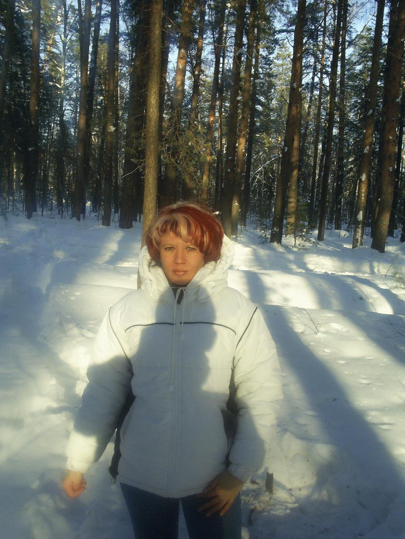 Прогулка в зимнем лесу. Лесной пейзаж