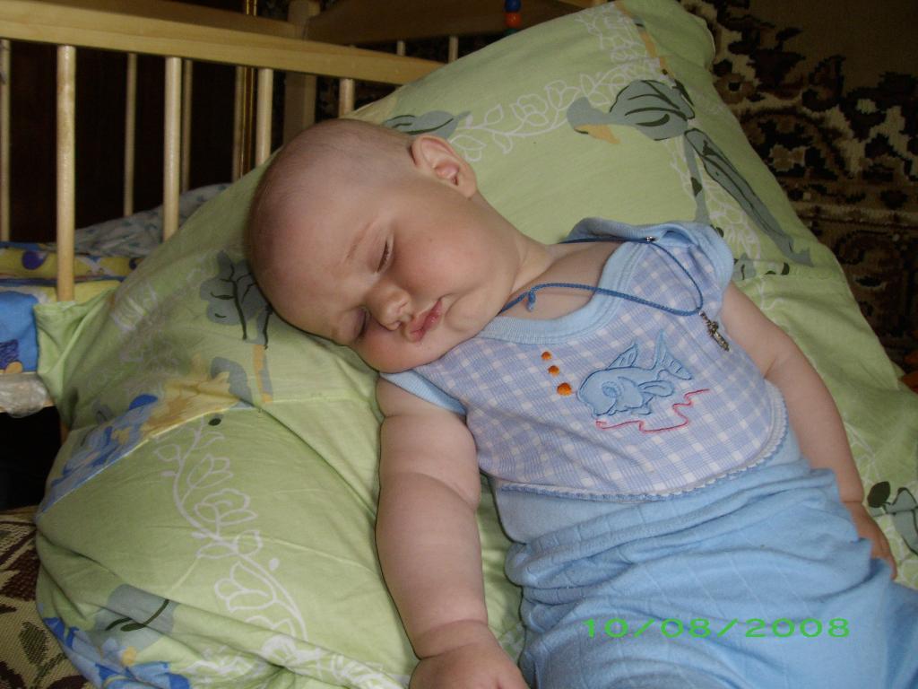 спи моя радость усни. Спящие дети