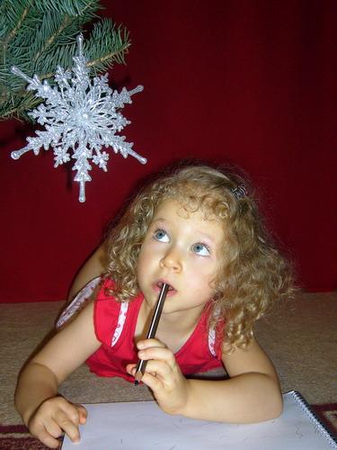 Чего бы мне пожелать? . Закрытое голосование фотоконкурса 'Пишу письмо Деду Морозу'