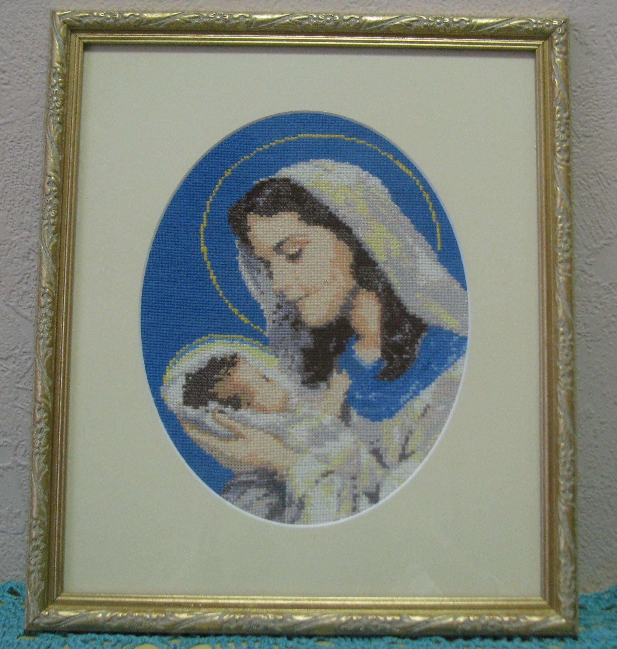 Мадонна с младенцем. Иконы и библейские сюжеты