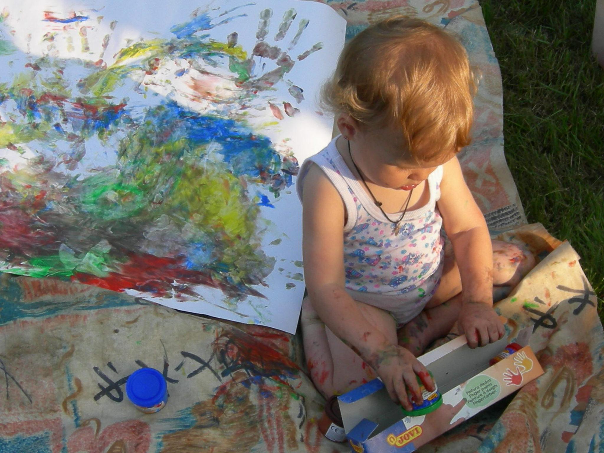 юнны художник. Детский рисунок