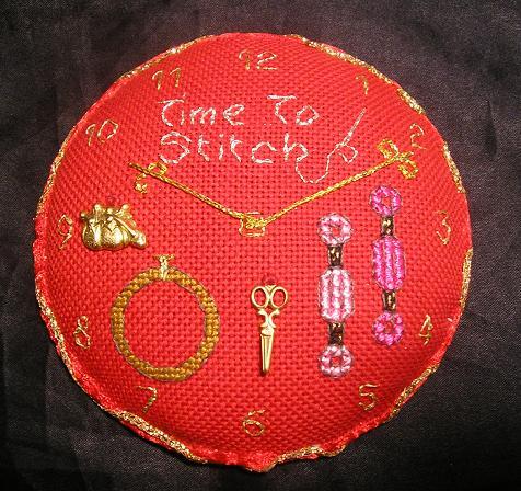 8. Diana SU для  анелЕ. 2009 Проект 'Игольница к 8 Марта
