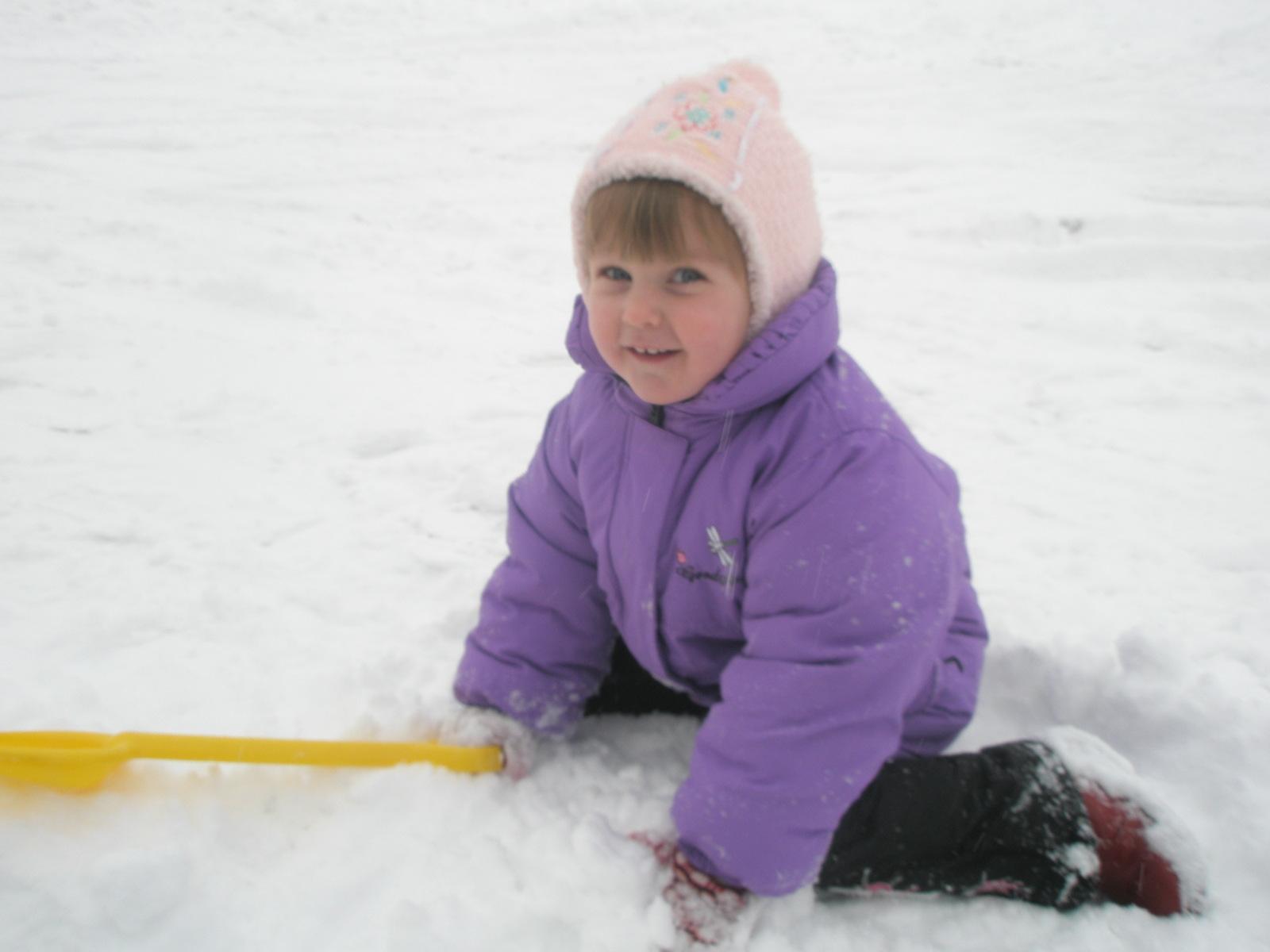 Люблю в снегу я отдыхать!!!. Зимние забавы