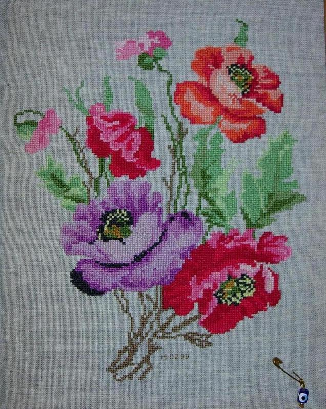 Маки. Растения (в основном цветы)