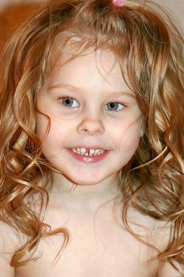 Маринка-картинка. Детские портреты