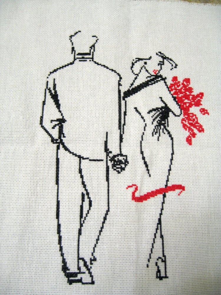 Promenade (Ty Wilson). Влюбленные пары