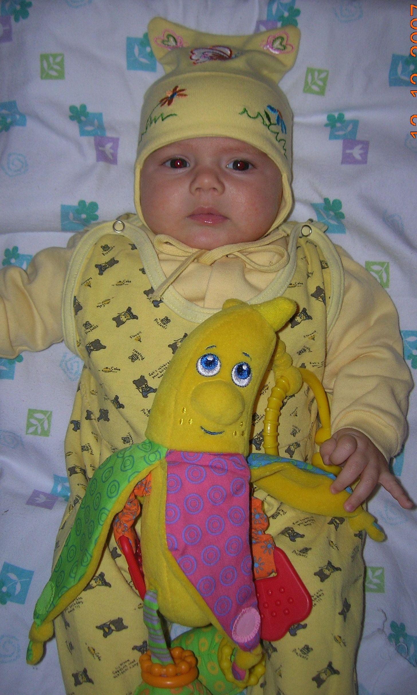 я и банан. Нарядные дети