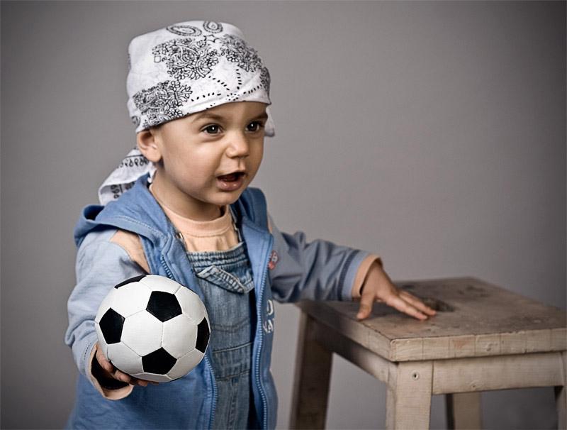 Дети: художественное фото