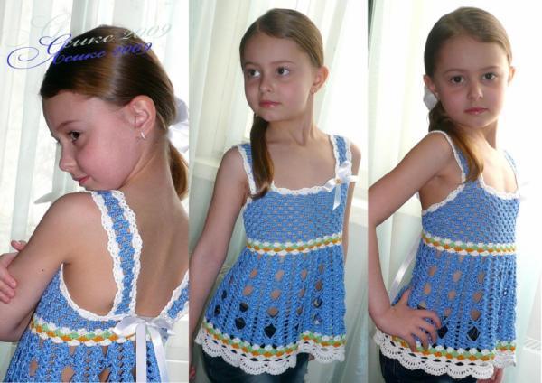 Топ. Одежда для детей