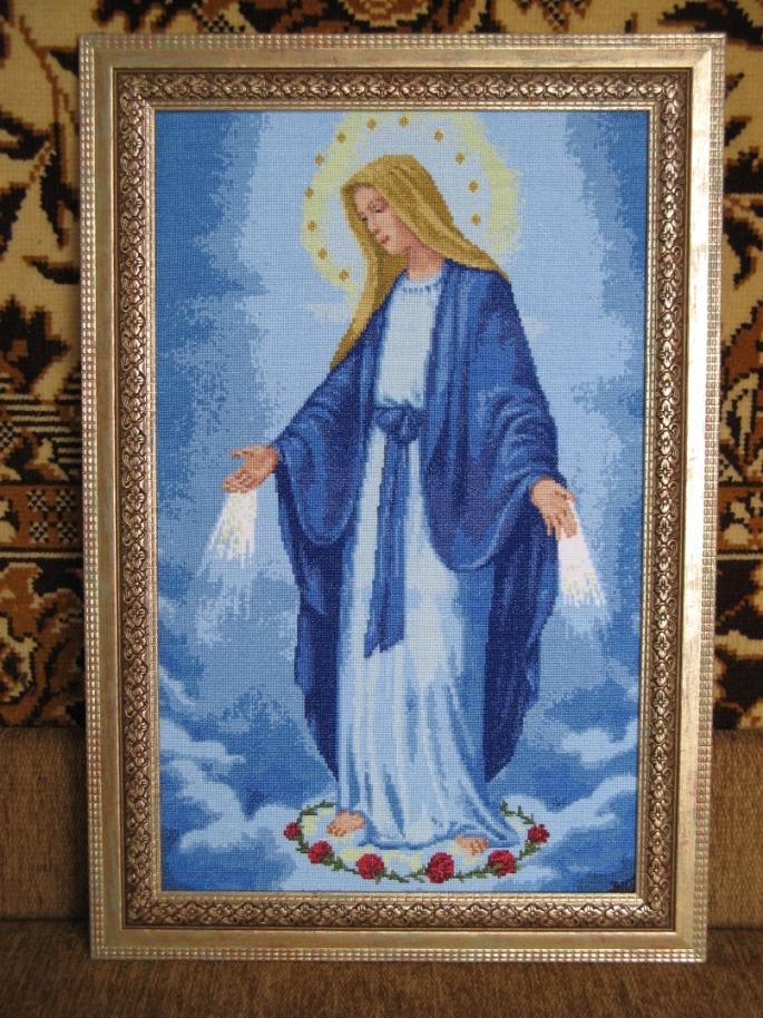 Святая Мария. Иконы и библейские сюжеты