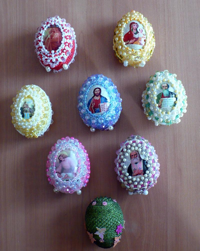 Пасхальные яйца. Пасхальные яйца