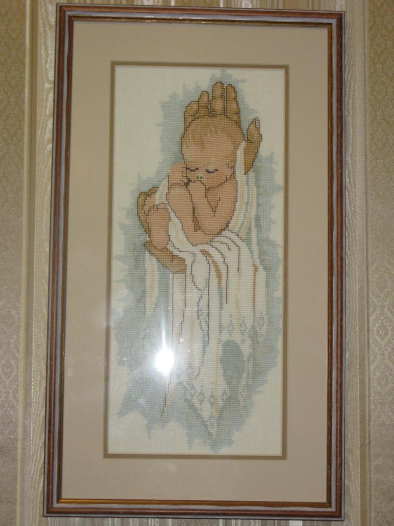 младенец на руках. Изображения детей