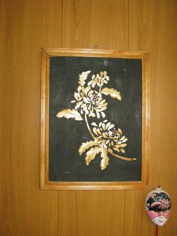 цветы из соломки. Поделки из природного материала