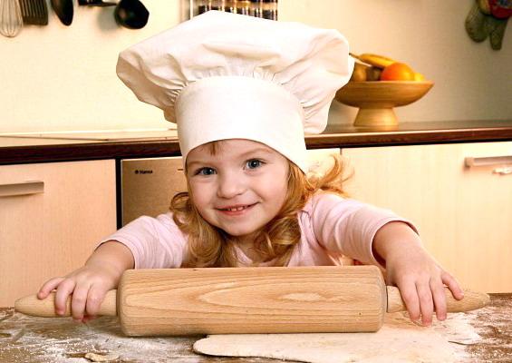 Обед сегодня готовлю Я!. Помогайка