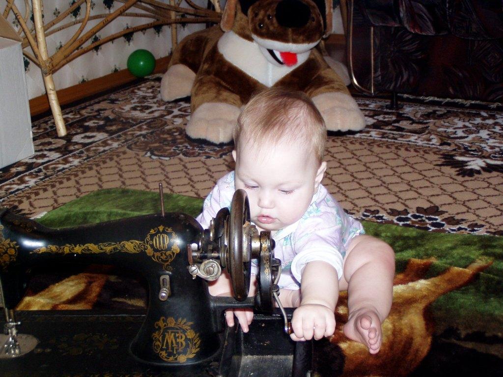 Дети и техника