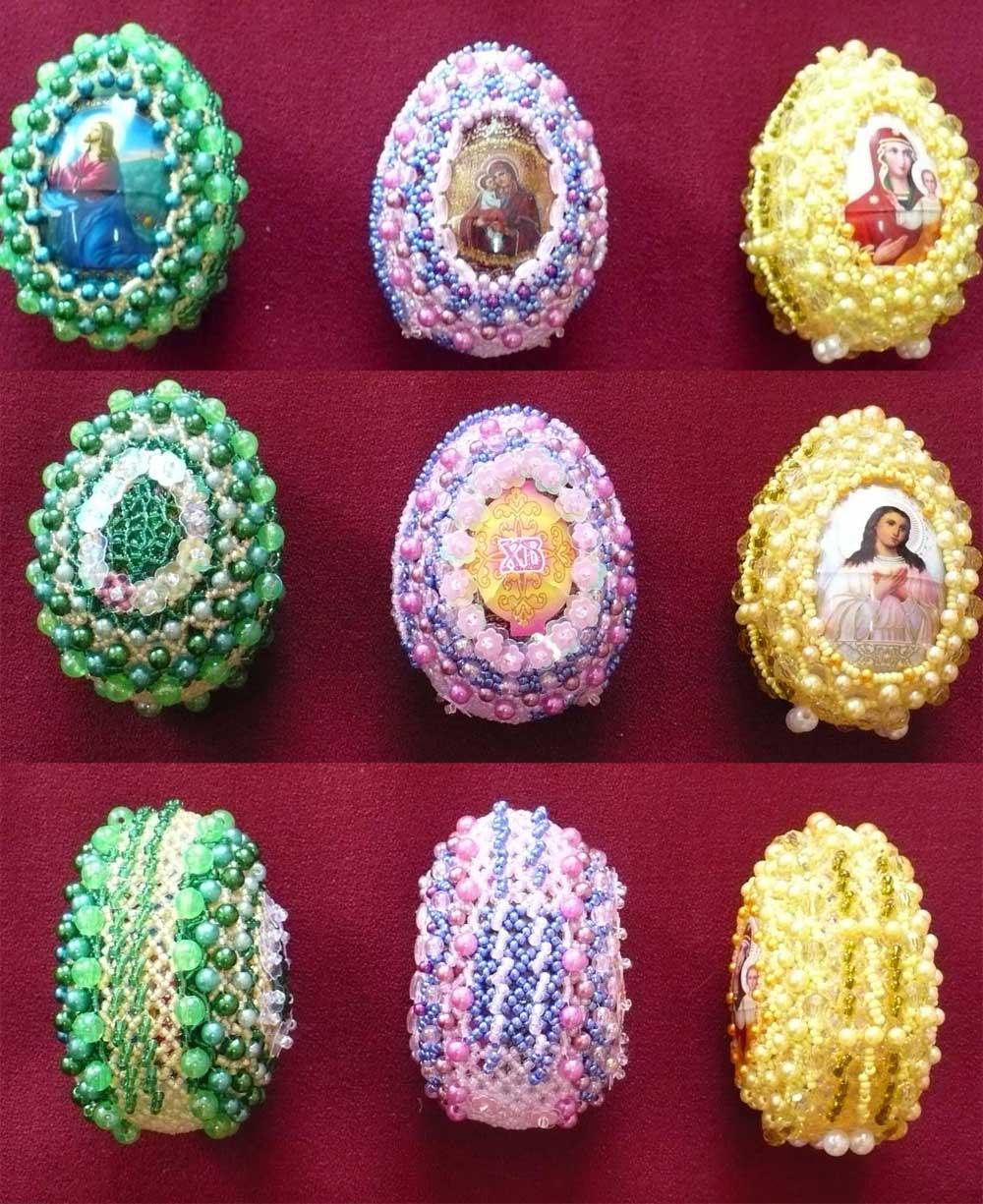Яйца пасхальные. Пасхальные яйца