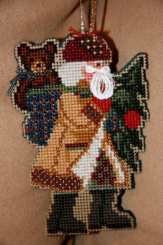'Appalachian Santas' by Mill Hill . Рождественские и новогодние мотивы