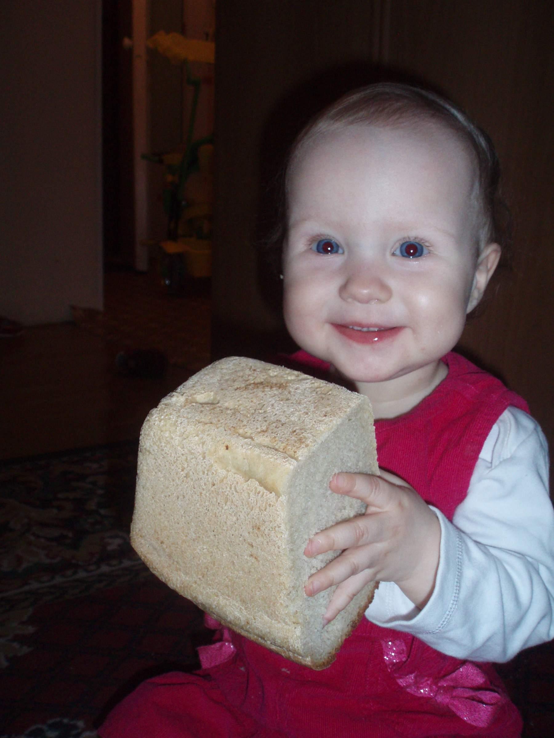 Хлеб не только всему голова, но и очень вкусная Е-ДА!. Дело вкуса