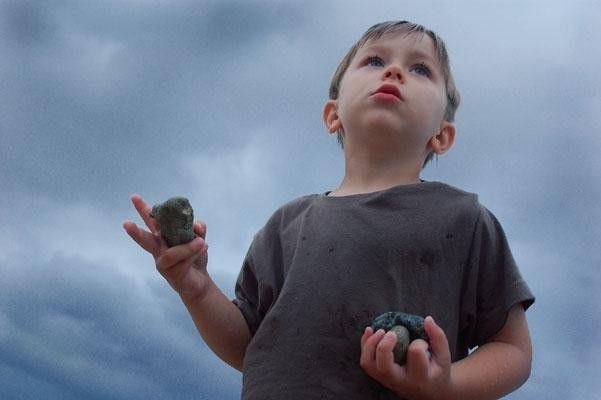 Егор. Дети: художественное фото