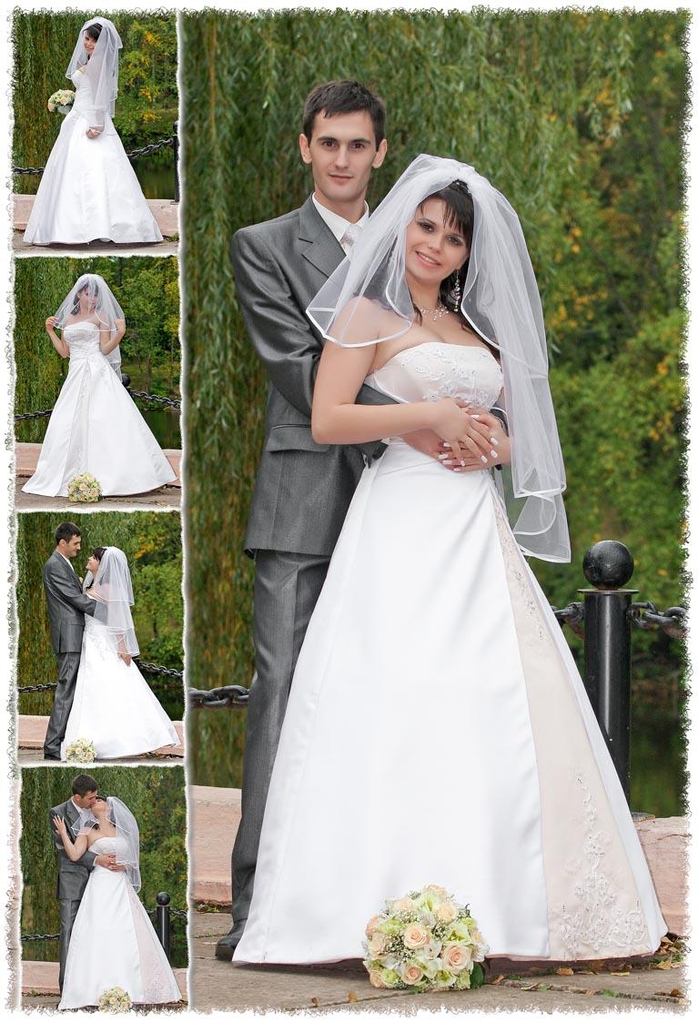 Я и мой муж Руслан. Бракосочетание
