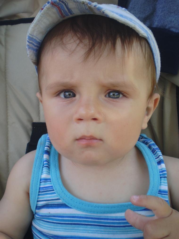 Сынок. Очаровательные глазки
