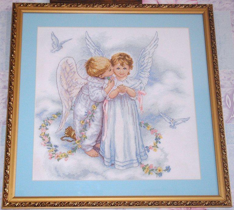 поцелуй ангела. Феи,  эльфы, бабочки и др. насекомые