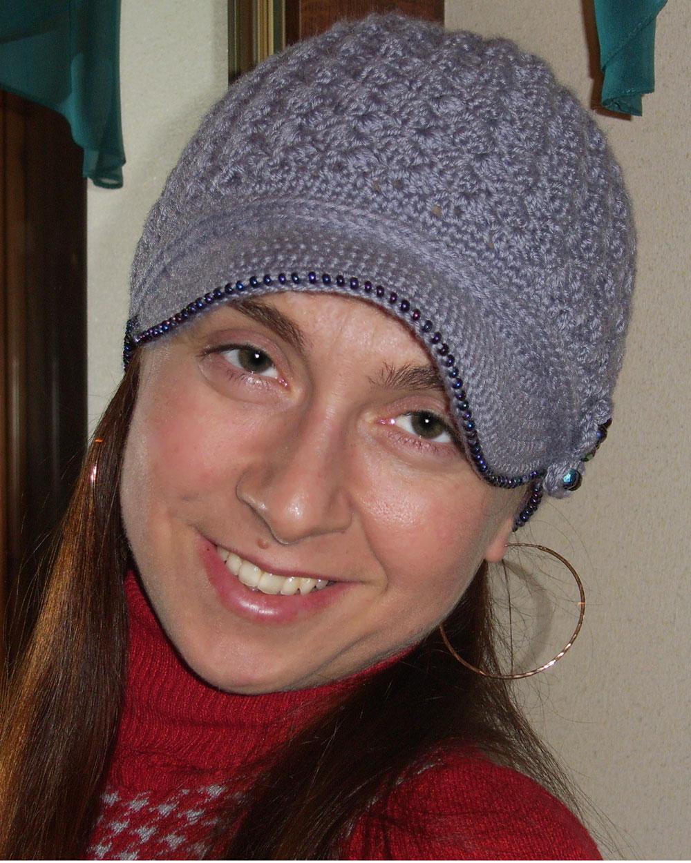 Кепка. Шапки, шляпки, панамки и др.  вязаные головные уборы
