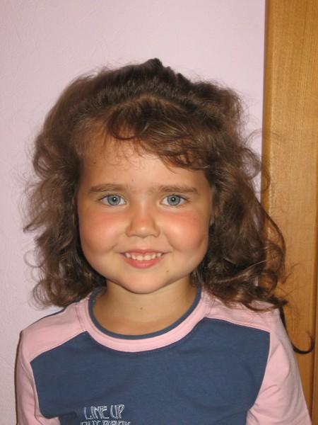 Моя дочурка. Очаровательные глазки