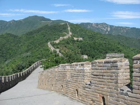 Великая Китайская стена. Достопримечательности