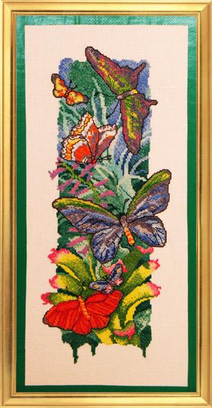 73_бабочки. Феи,  эльфы, бабочки и др. насекомые