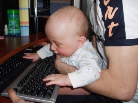 великий комппьютерщик. Маленькие исследователи