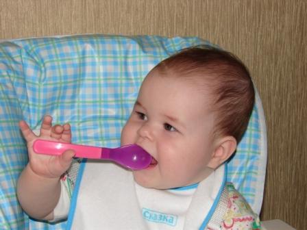 Мамочка, а что у нас на завтрак?. Пробуем на зуб!