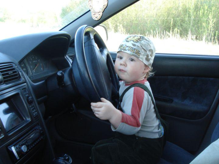 Юный водитель. Авто-мото-авиа