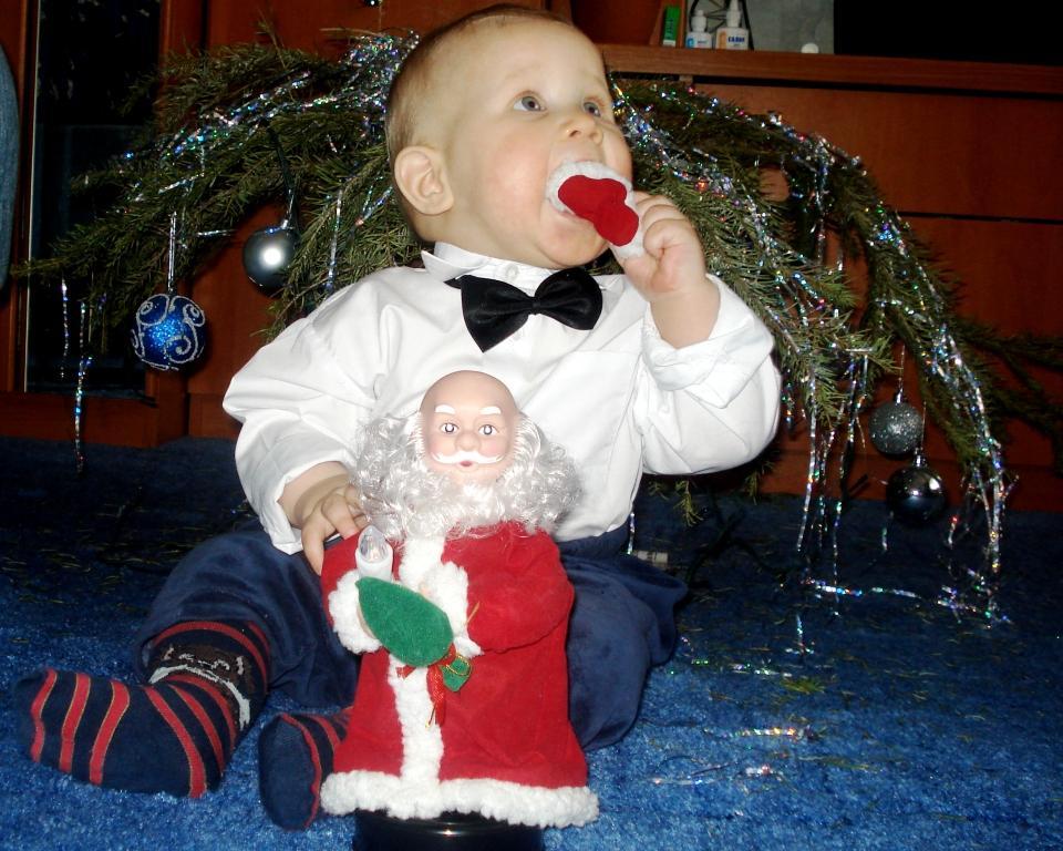 Дед мороз, я тебя съем!. Пробуем на зуб!