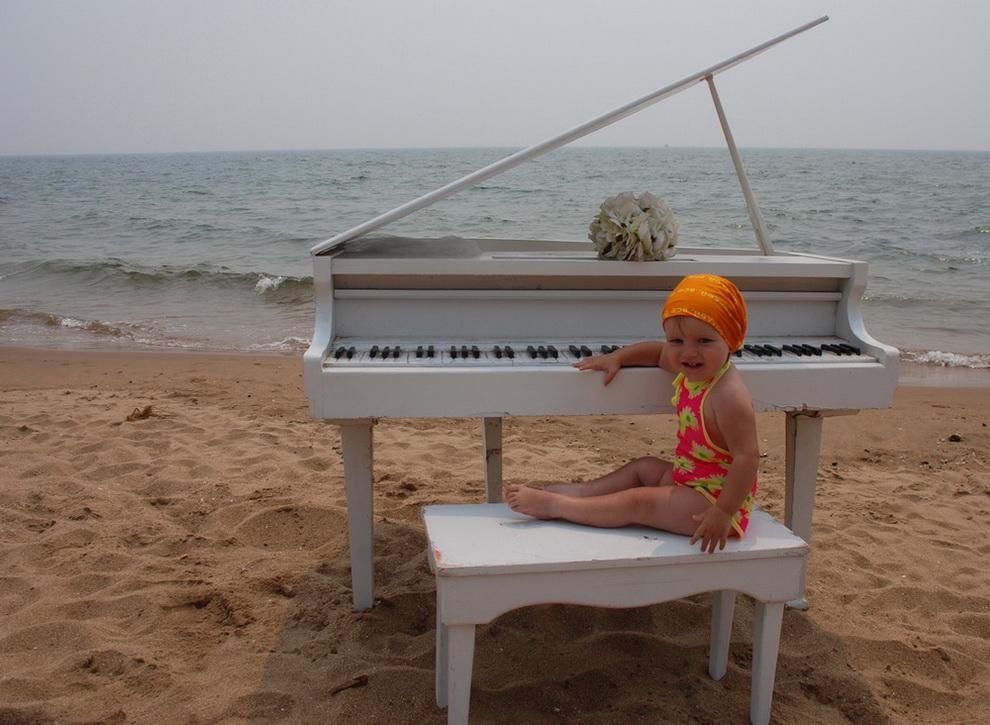 Море, музыка и Танюша. 'ВыТворяшки'